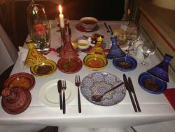 Marrakesh Moroccan Restaurant