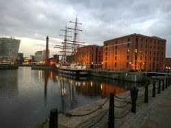 The Pumphouse Albert Dock Liverpool