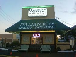 Richie's Gourmet Italian Ices & Cappuccino