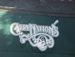 Carry Nation's