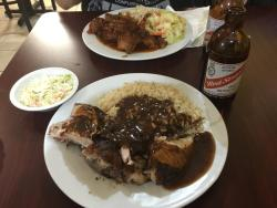 A Yah Mi Deh Jamaican Restaurant