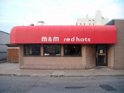 M & M Red Hots