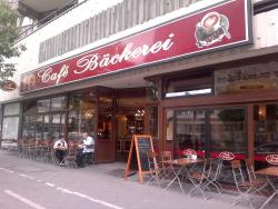 Cafe Backerei