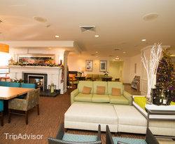 Lobby at the Hilton Garden Inn New Orleans French Quarter/CBD