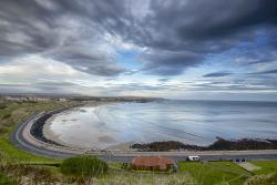 North Bay, Scarborough, from Norbreck Hotel