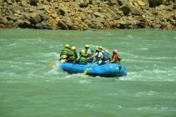 Rishikesh Rafting Trip