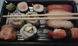 Wok Sashimi