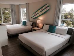 The Aqua Hotel