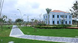 Plaza de la Intendencia Fluvial