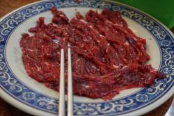 A Yu Fresh Beef Shabu Shabu