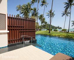 The Andaman Loft Suite with Pool Access at the Phuket Panwa Beachfront Resort