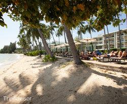Beach at the Phuket Panwa Beachfront Resort