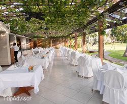 Rhodes Restaurant at the Calabash Luxury Boutique Hotel & Spa