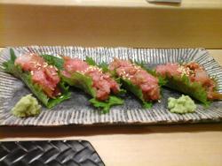 Tsukiji Sushi Sei Ginza 4-chome