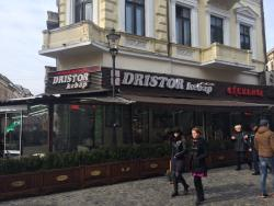 Dristor Kebab Bucharest
