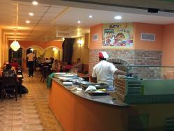 Gusto Pizza y Playa