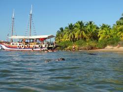Ilha do Campinho Beach