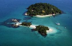 Cataguas Island