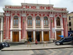 Teatro Municipal de La Paz