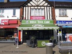‪The Olive Tree Cafe‬