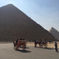 Pyramiderna utanför Giza