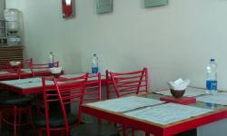 Simple decor-great food