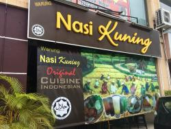 Warung Nasi Kuning