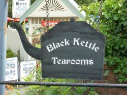 The Black Kettle Sassafras