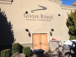 ‪Goose Ridge Winery‬