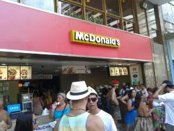 Mc Donald's Barra Da Tijuca