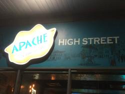 Apache High Street