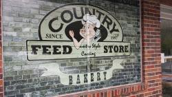 Country Feed Store Cafe