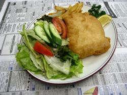 English Bay Fish & Chips
