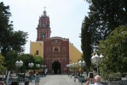 Templo Santa María Tonantzintla