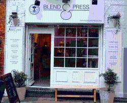Blend & Press