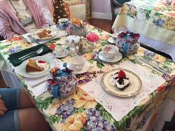 Ms. Charlene's Tea Room