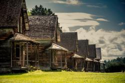 Village historique de Val-Jalbert - Hebergement et Camping
