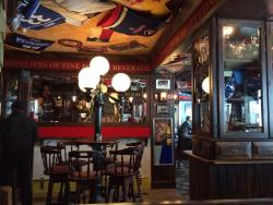 The Goalies' Pub