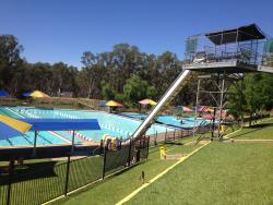 Lake Talbot Swimming Park