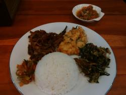 Rempa Manado - Minahasa Cuisine