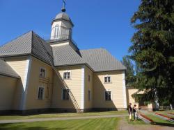 Puumala wooden church