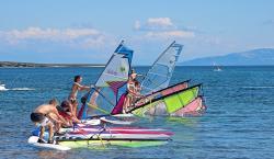 Tsunami Windsurfing