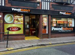 Pound Bakery Frodsham Street