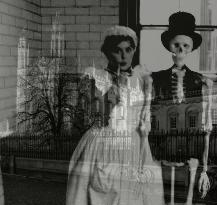 Black Shuck Cambridge Ghost Tours