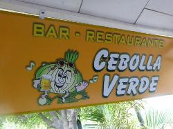 Cebolla Verde