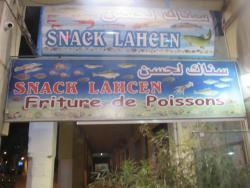 Snack Lahcen