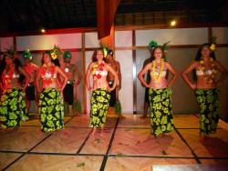 Polynesian Culture Night