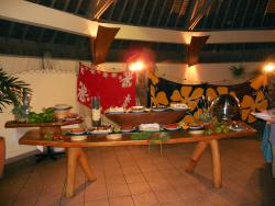 Polynesian Culture Night
