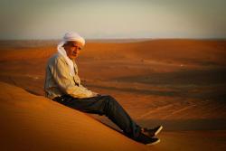 Drive to Desert