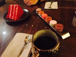 Chocolate & Macaroon